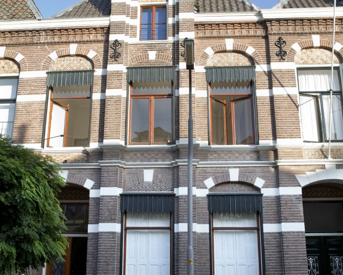 Renovatie Graaf van Burenstraat 42 te Deventer