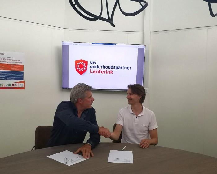 Samenwerking Uw Onderhoudspartner Lenferink en Thermoshield-Benelux BV
