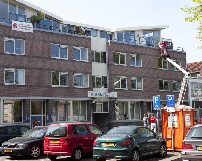 Vve Brinkstaete, Zwolle