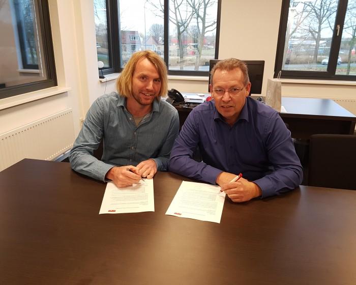 Samenwerking Uw Onderhoudspartner Lenferink en Ter Hoeven Verf